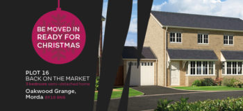 Move in to your new home by Christmas